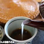 じゅ泉 - 蕎麦湯