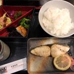 江戸幸 - 鰆塩焼き