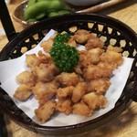 宝寿司 - 軟骨唐揚げ