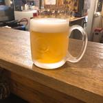 Melldies 手稲バル - ハートランドビール300円