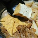 高田とうふ店 - 料理写真:おでんを作ってみました