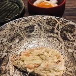 地鶏割烹 稲垣 - 毛蟹