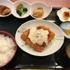 本鳥久 - 料理写真:チキン南蛮定食