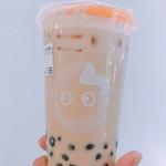 CoCo都可 - キャラメルミルクティーwithタピオカ 505円
