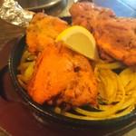 インド食堂ビジエさんのカリー屋1丁目 - 絶品タンドリーチキン