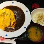 ジャポネ - オムライス850円税込