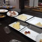 サンドッグ イン 神戸屋 - 料理