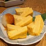 つぬけ - 親父の卵焼
