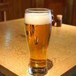 つぬけ - 生ビール