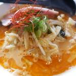 香味亭 - 料理写真:オマール海老香る味噌タンメン