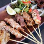 甲子園口 桜 - 焼鳥店にも負けない味わい!味の決め手は料理長秘伝のタレと厳選された鶏肉の旨味!