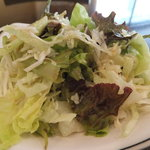 サティ - ランチのサラダです