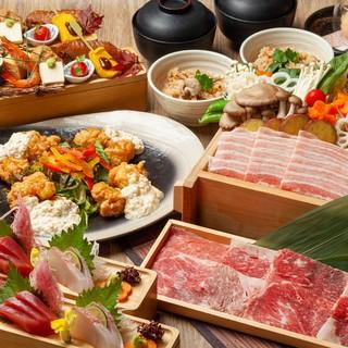 宴会は早めの予約がおすすめ】宮崎美食の新コースで歓送迎会!
