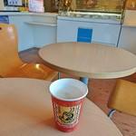 レストラン&テイクアウト memere - カプチーノ 300円