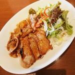 レストラン&テイクアウト memere - 道産豚ロースライス 1,000円
