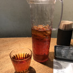 本町製麺所 天 - ルイボスティー