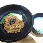 金剛饂飩&面 - ねぎ油混ぜ麺