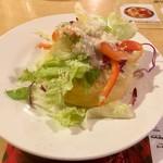 グラッチェガーデンズ  - 週替わり シーザーサラダ