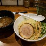 麺屋ダイニング ナナシ - 煮干しつけ麺 850円
