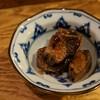 Kikuta - 料理写真:お通し 魚の佃煮
