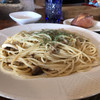 オーピンク - 料理写真:ベーコンと茸のパスタ