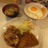 キッチンニュー早苗 - 料理写真:日替わり定食730円