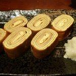 美菜鉄板 こまち - 出汁巻き(ふわふわだよ)