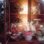 ラトリエフランス - お花がいっぱい