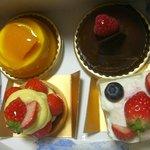 ラトリエフランス - ケーキ