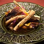 菊花 - 料理写真:焼松茸
