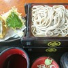きむら - 料理写真:天せいろ(海老一尾、野菜四品)