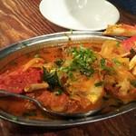 97923174 - マンガロールの蟹カレー
