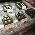 ペストリー ブティック - チョコレートのショウケース