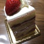 ペストリー ブティック - ショートケーキ