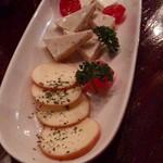 97925226 - チーズの盛り合わせ