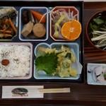 錦パレスホテル - パレス定食