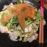 しゃぶ屋 - サラダ