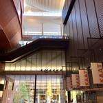 ベントベーラ売店 - 1階から2階へのエスカレーターからの眺め