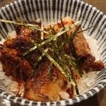 中華そば 麺屋 7.5Hz - ヘタ丼♪