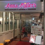 アンナミラーズ -