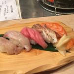 魚がし酒場 魚せん - 絶品の握り寿司