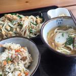 ぴゅあ食堂 - 料理写真: