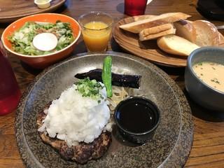 山本のハンバーグ 太宰府店