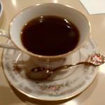 CAFE DE FAN FAN - 食後の珈琲