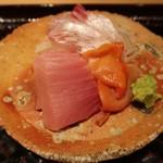 97939321 - ひっさげ、甘鯛、赤貝(*´艸`*)