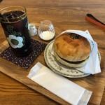 マメカフェ - あんバターパンと愛す娘ヒー