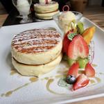 円山ぱんけーき - 天使のパンケーキ。