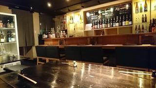 渋谷の日本酒ダイニング sakeba