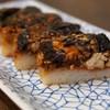 まる姫 - 料理写真:焼鯖寿司