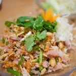 タイ料理ピン・タイ - ネームクック